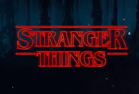 Image result for stranger things logo