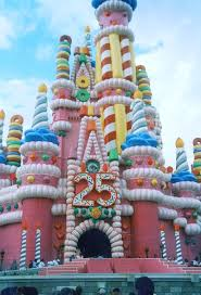 Image result for wdw cake castle