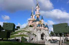Image result for disneyland paris castle