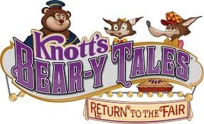 Image result for knott's beary tales