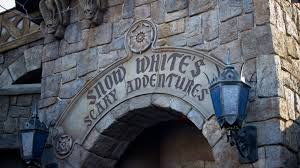 Image result for snow white scary adventures disneyland