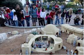 Image result for legoland star wars miniland