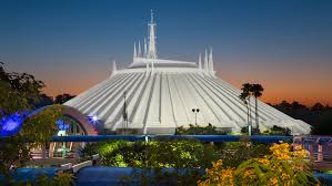 Image result for space mountain