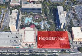 Image result for dvc tower disneyland