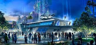 Image result for avengers campus