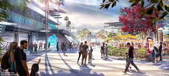 "Avengers Campus Delayed: Park Opening is Now ""Coming Soon"" – /Film"